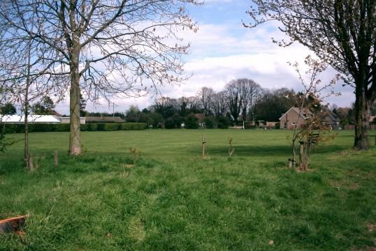 Ackerman Green playing field, Ackerman Street, Eaton Socon