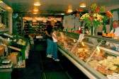 Andersons Butchers shop, 163 Great North Rd, Eaton Socon in 2002