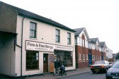 Pine and Fine Things in 2004,  and newly built Royce Court, St Neots Rd, Eaton Ford