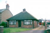 102 St Neots Rd, Eaton Ford, built in late 1940's and demolished in 2005 (photo taken in 2003)