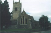 Eynesbury, St Marys Church, in 2007