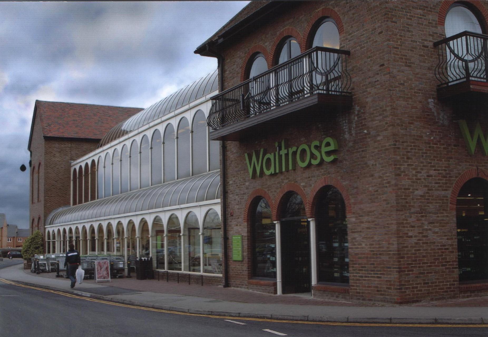 Waitrose stores in priory lane st neots in 2007 shops st neots waitrose stores in priory lane st neots in 2007 izmirmasajfo