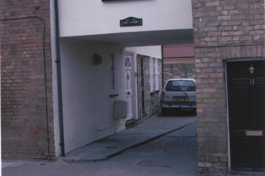 Lee Court, St Marys Street, Eynesbury, in 2007