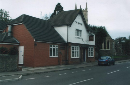 The Nags Head Hotel, formerly The Nags Head Public House, Eynesbury, in 2007