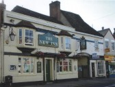 New Inn, High Street, St Neots, in 2007