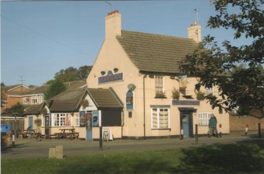 The Wheatsheaf Public House, Great North Road, Eaton Socon, in 2007