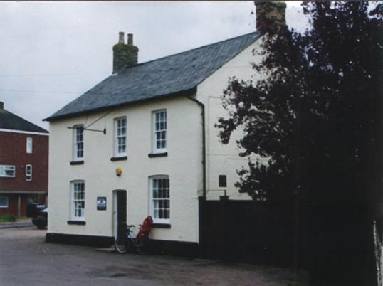 Nursery School, formerly The Woolpack, Eynesbury, in 2007