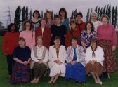 Staff at Bushmead Infants 1995, Eaton Socon