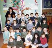 Children at Bushmead Infants School 1993, Eaton Socon