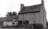 Mill Farm at Toseland in 1984, which later blew down