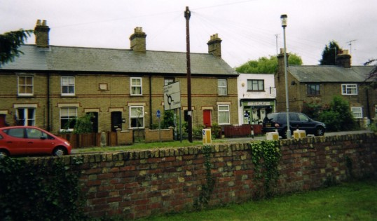 Grasmere Terrace, St Neots Rd, Eaton Ford in June 2008
