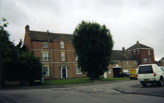 Red House, Montagu Square, Eynesbury, in 2007