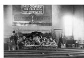 East Street Baptist Chapel, Harvest Festival in 1895 (now St Josephs Catholic Church)