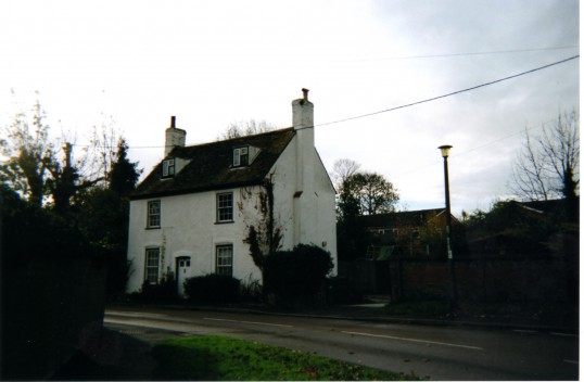 Dial house, Little Paxton in 2007
