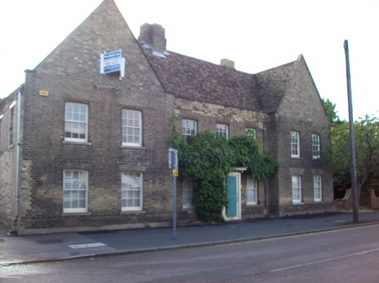 Cressener House, Huntingdon Street, in August 2008