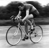 St Neots Cycling Club often held cycle races on the Great North Rd in the 1950s and 1960s