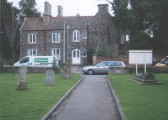 Aisling Lodge Care Home in 2006, Church Street, St Neots, former vicarage