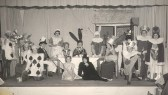 Eynesbury School Production, about 1950