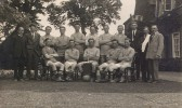 Eynesbury Rovers Football Club in the 1930s
