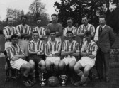 Eynesbury Rovers Football Club in 1932