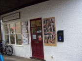 Al's Tattoo Shop after moving into the Cross Keys Mall in October 2008, formerly Pope's Shoe Repair Shop