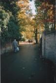 Cemetery Lane, St Neots, in 2007