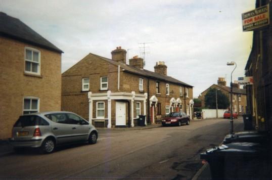 Luke Street in Eynesbury in August 2009