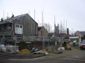 Alteration of warehouse into flats at Berkley Court in Eynesbury in January 2011 (P.Ibbett)
