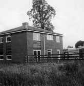 One of the new Springbrook houses built in Eynesbury in the early 1960s