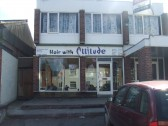 Hair with Attitude in Cambridge Street, St Neots in August 2011