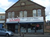 A.N. Audio in Huntingdon Street, St Neots in August 2011