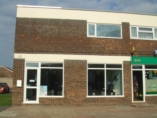 Lovely Days hairdressers at Pepys Rd, Eynesbury, in September 2011