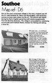 Estate Agents adverts for properties for sale in Southoe in Flagboard, the estate agents book of properties for sale in May 1977