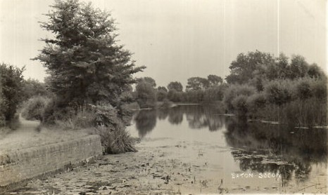 River Great Ouse at Eaton Socon