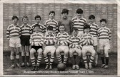 Bushmead School Football Team, in Eaton Socon, about 1955 (N. Cutts)