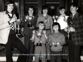 St Neots Boxing Club Awards Night at Longsands School in St Neots, about 1972 (N. Cutts)