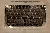 No 8 Battle Platoon, 5th Beds Battalion Home Guard at Staploe (N. Cutts)