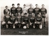 Eaton Socon Football Club, about 1980 (N.Cutts)