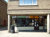 Wheelers shop in St Marys Street, Eynesbury in May 2012