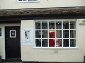 Chanceuse Lingerie shop, owned by Tracey Luff, in Cross Keys Mews in St Neots, opened 1st March 2010.
