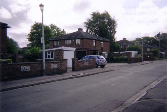 Springbrook Council Houses, Eynesbury, built circa 1960