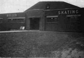The St Neots Roller Skating club around 1955-60.