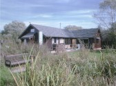 Little Paxton. RSPB Nature Reserve Visitor Centre, in 2007