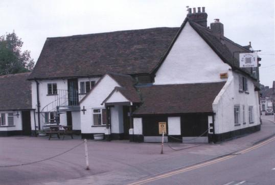 The Chequers Inn, St Marys Street in Eynesbury in 2007