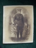 Leonard George Haynes of Wyboston, died First World War