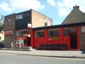 Amy's Pizza and Bar in Huntingdon Street - September 20th 2013, in former Tudor Rose Club