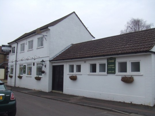 The Plough Public House, Eynesbury up for sale - March 6th 2013