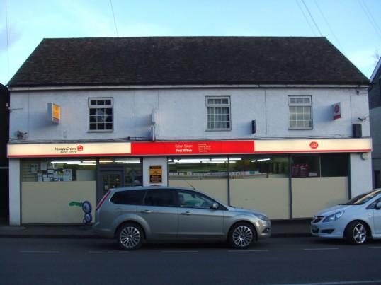 Eaton Socon Post Office - January 14th 2013