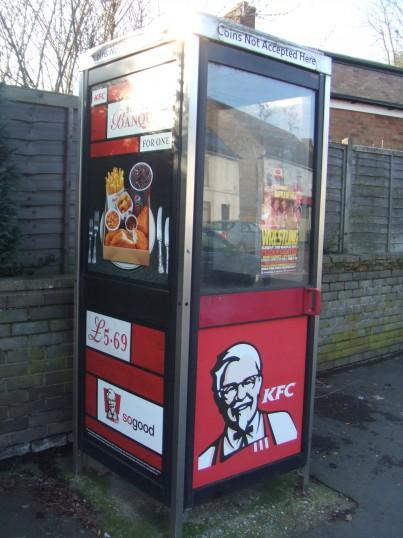 telephone box ES - pic 1