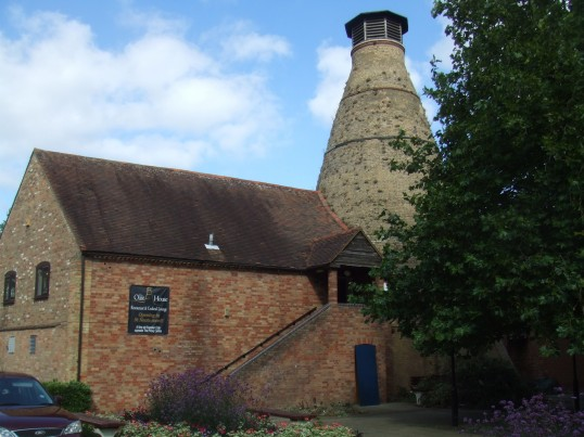 Oast House near the Priory Centre in St Neots - 20th September 2013